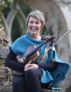 Donegal fiddle player Liz Doherty.